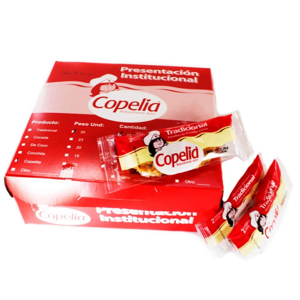 Copelia copelia | distribuidora de dulces la bendición